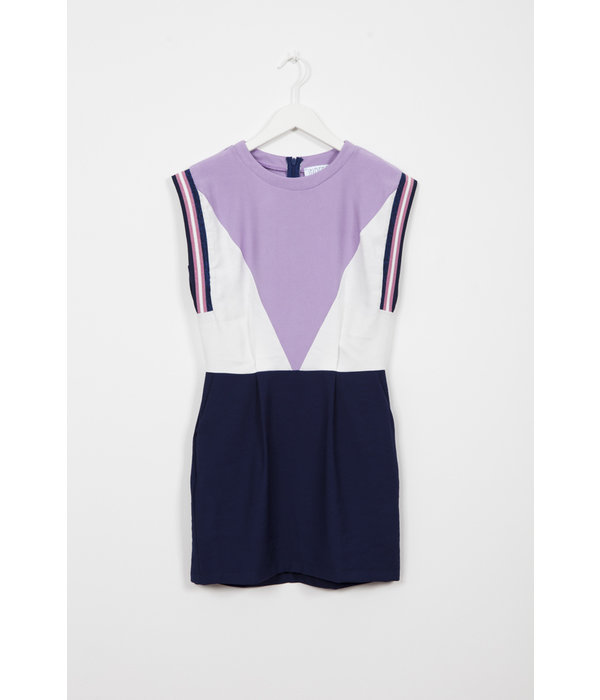 Indee Indee 02E Guanaco dress blush