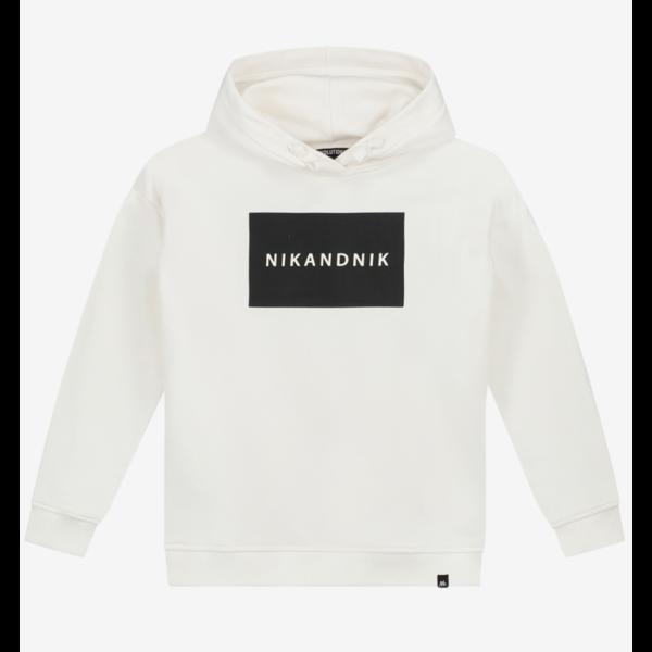 Nik&Nik 02C Koen hoodie off white