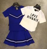Nik & Nik Nik&Nik 02E Love off white