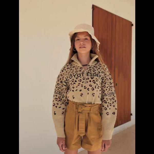 Les Coyotes de Paris 02E Rachel khaki 184