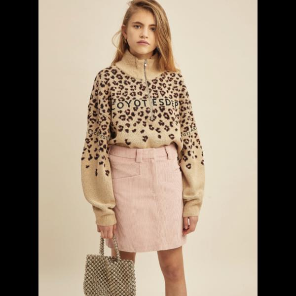 Les Coyotes de Paris 02E Olivia leopard 249