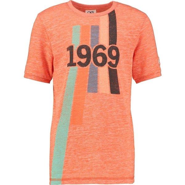 CKS 02E Yves bolt orange