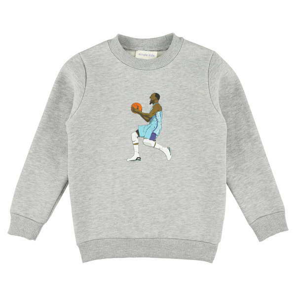 Simple Kids 02H Basket sweat flanelle