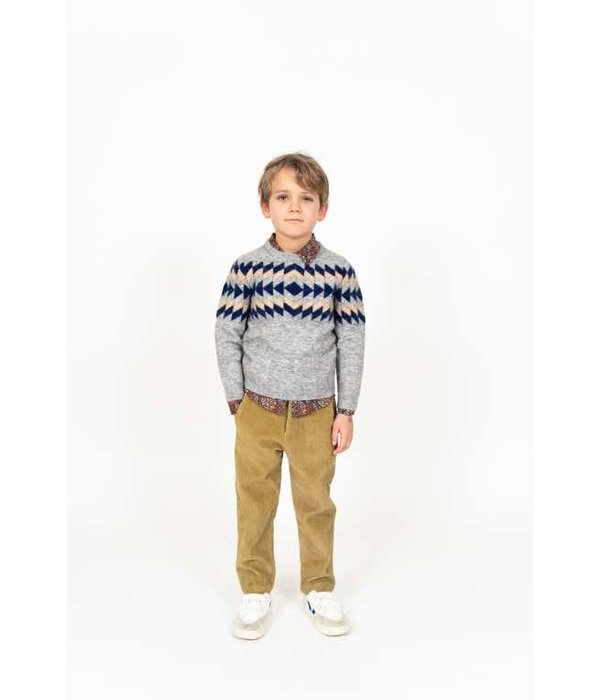 Simple Kids Simple Kids 02H George lana grey