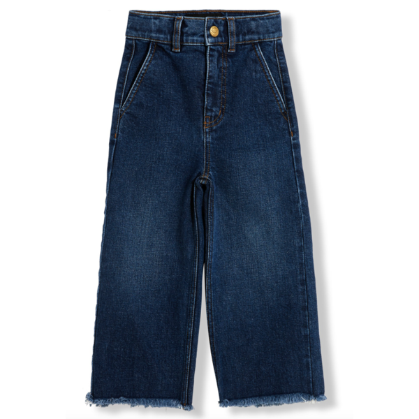Finger i/t Nose 02h Charlie Blue denim