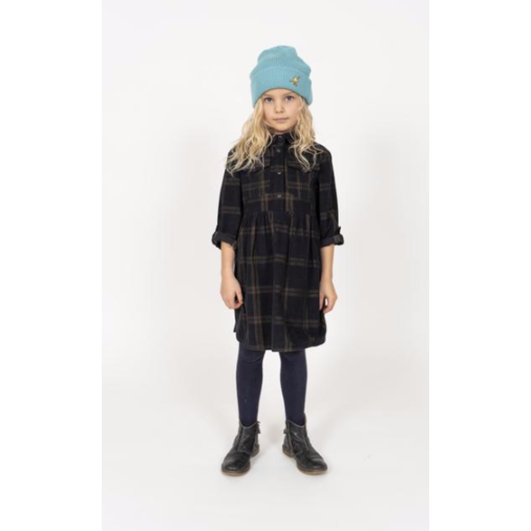 Simple Kids 02H Laurence check black