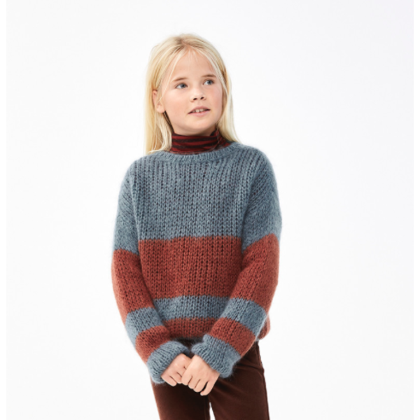 By-Bar 02H girls evi pullover