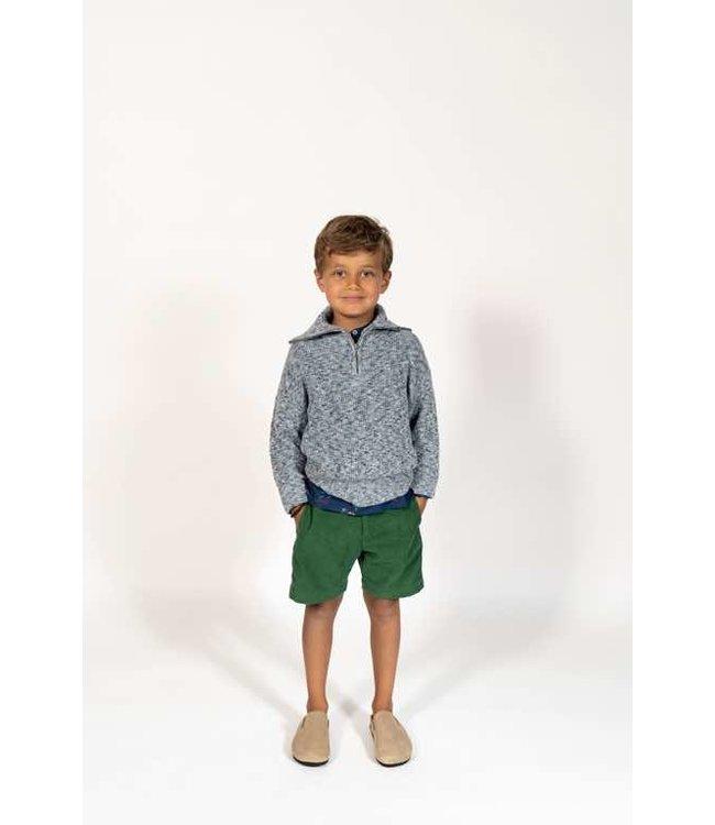 Simple Kids 12E. JAGUAR BCORD GREEN