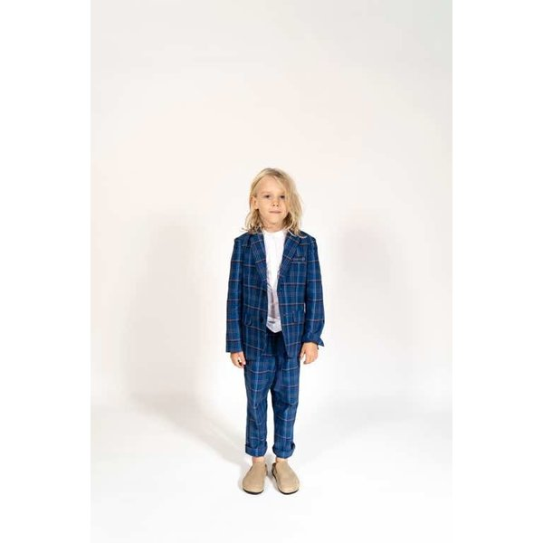 Simple Kids 12E. CAPY ZOO BLUE