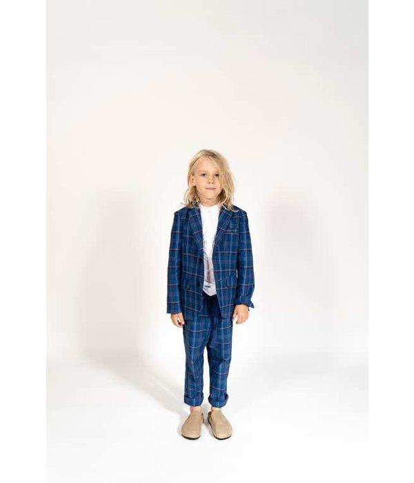 Simple Kids Simple Kids 12E. APE ZOO BLUE