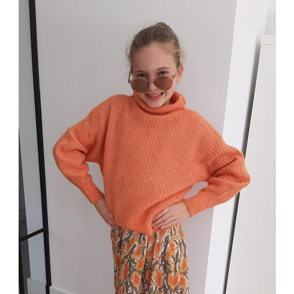 Little Remix 12E 16859 VERONA knit apricot
