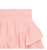 Hundred Pieces 100 Pieces 12E F40133-AA MUSLIN SKIRT CANDY PINK