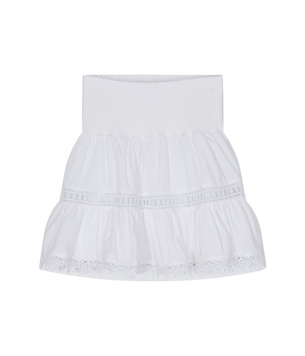 Little Remix Little Remix 12E 16842 SANDRA skirt cream