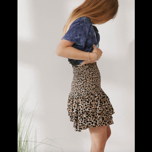Little Remix 12E 16756 ELIZA skirt mini camouflage