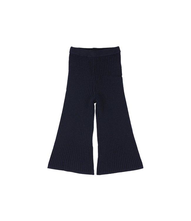 Morley donker blauwe broek