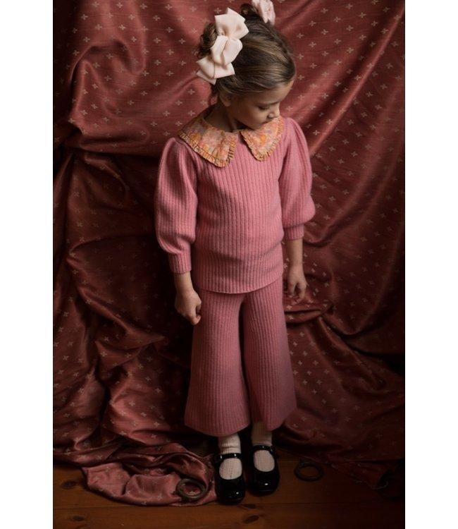 Morley roze broek