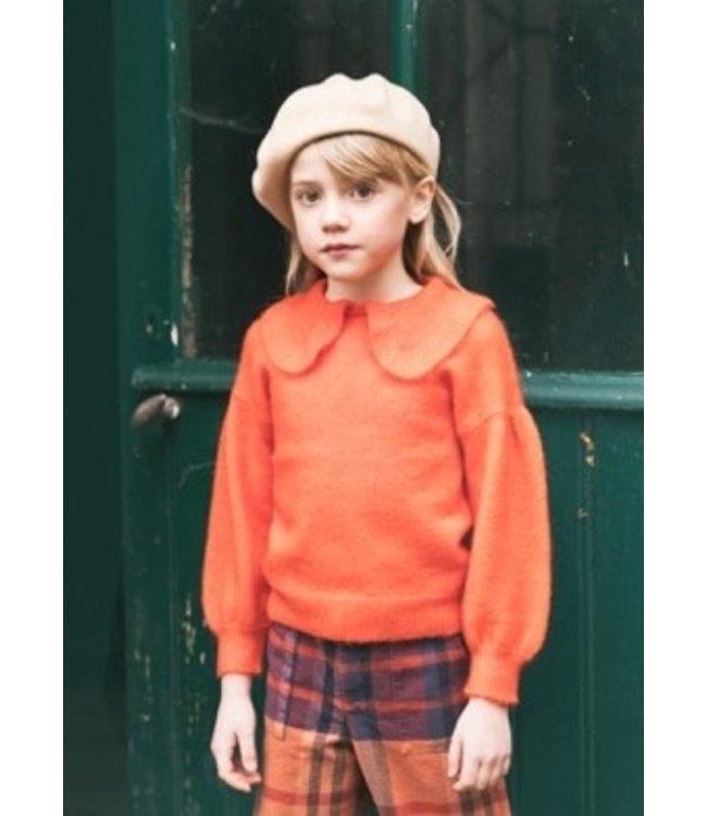 Morley oranje trui