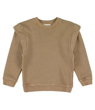 Simple Kids Simple Kids  camel sweater