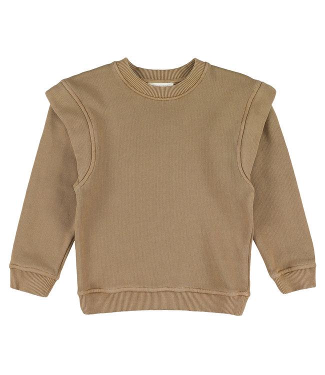 Simple Kids  camel sweater