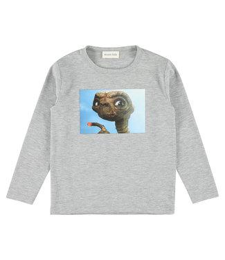 Simple Kids Simple Kids grijze t-shirt