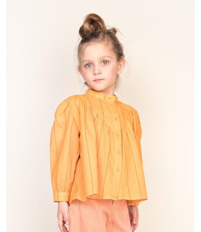 Morley oranje bloesje
