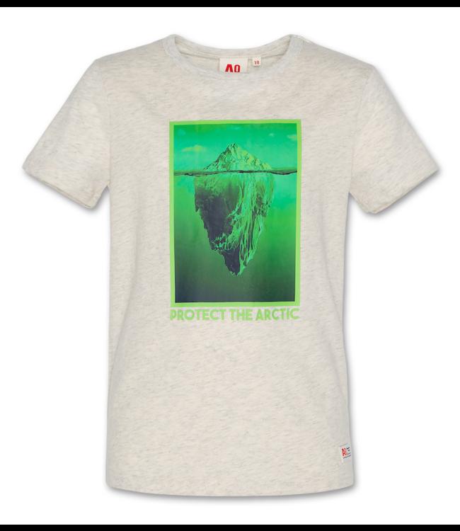 Ao76 grijze T-shirt