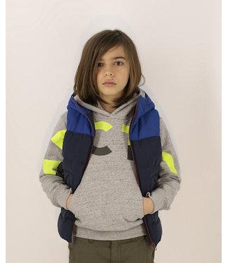 Ao76 Ao76 grijze hoodie