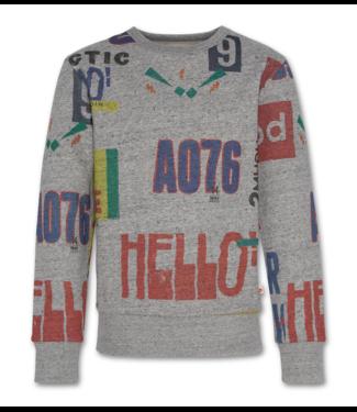 Ao76 Ao76 geprinte sweater