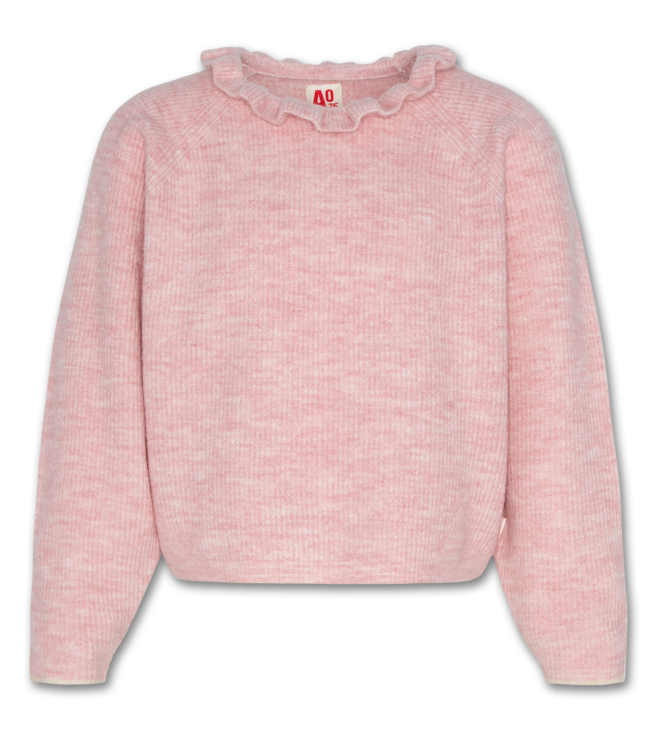Ao76 zacht roze trui