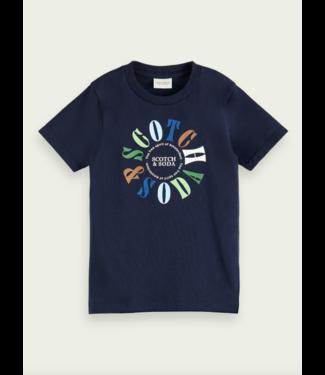 Scotch Shrunk Scotch Shrunk T-shirt