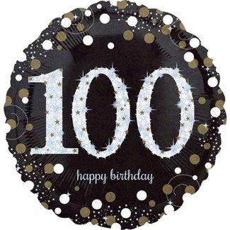 100 jaar ballon goud