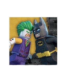 Batman lego servetten