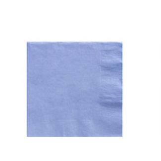 Licht blauwe servetten XL