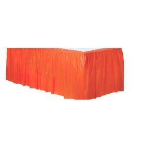 Oranje tafelrok