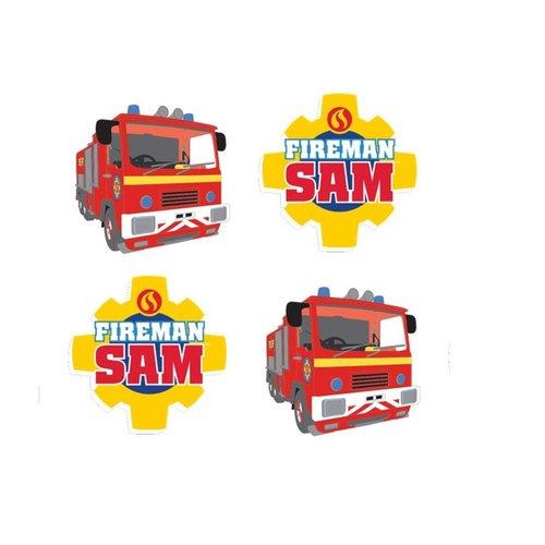 Brandweerman Sam gummetjes