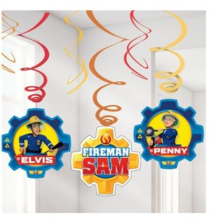 Brandweerman Sam Swirl slingers