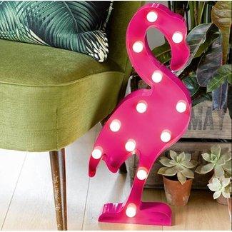 Flamingo staand led verlichting