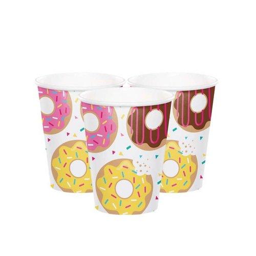Donut bekers