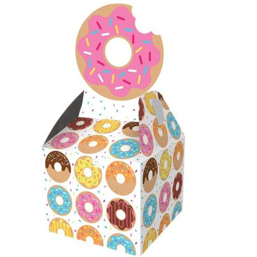 Donut cadeau boxen