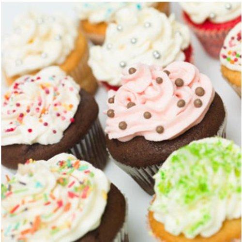 Alles voor de cupcakes vindt je hier!