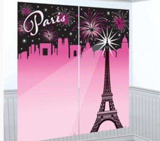 De mooiste wand decoratie en XL borden staan voor jou klaar in de online feestwinkel van J-style-deco.nl