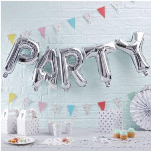 Maak de leukste teksten met onze letter ballonnen