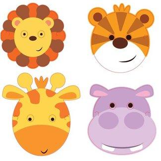Safari maskers