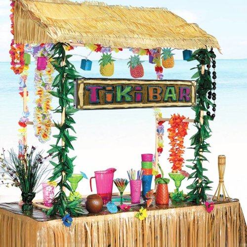 Zomer feestartikelen, versiering & decoratie