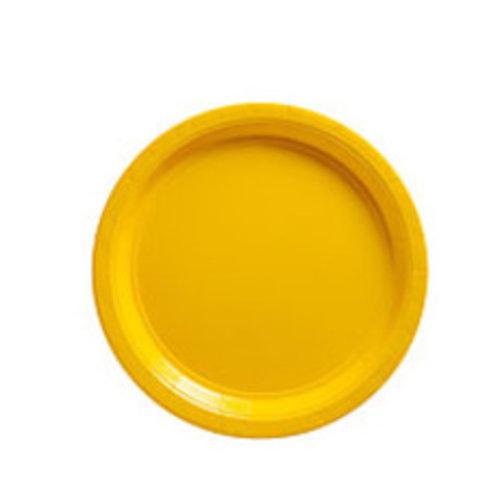 Gele borden