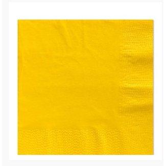 Gele servetten M