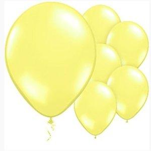 Gele ballonnen L