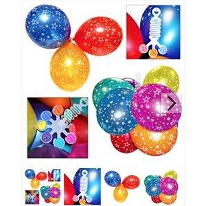 Ballonnen tros hanger