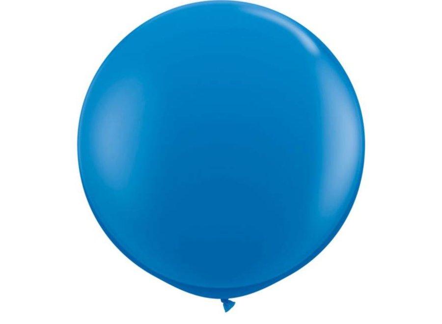 XL ballonnen blauw