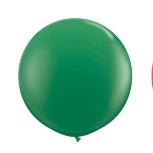 XL ballonnen groen